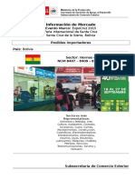Bolivia (Sector Hornos y Maquinas Para Panaderia)(2014) (2)