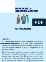 Outsourcing - Usmp