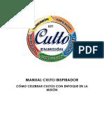 Manual Del Culto Inspirador