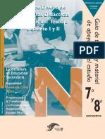 Taller de Propuestas Mdidacticas y Trabajo Docente i II