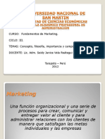 Concepto, filosofía, importancia y campos del marketing.pdf