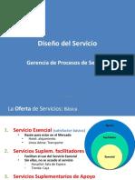 GPS Diseno Del Servicio