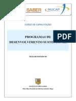 Programas Desenvolvimento Sustentável