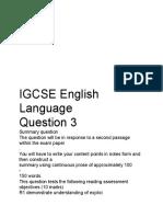 IGCSE English Language.docx