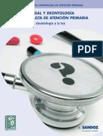 Medicina Legal y Deontologia