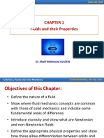 Fluids and Their Properties