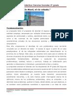Secuencia Final Rio Atuel