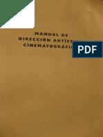 Dirección Artistica Cinematográfica