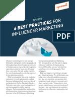 6 Mejores Practicas Para Un Influenciador Marketing (2)