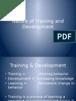 ppt on training process