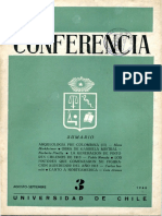 REVISTA CONFERENCIA N°3 - 1946