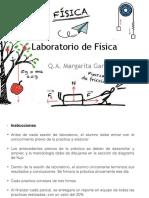 Laboratorio de Física practicas