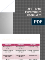 5.Equivalencia de AFD y AFND