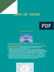 Acondicionamiento Ambiental Capa de Ozono