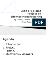Lean Six Sigma Presentation Super Six V5