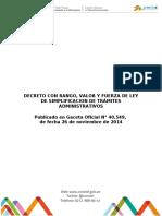 Ley de Simplificación de Trámites Administrativos2