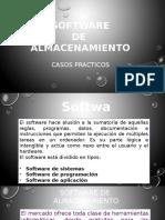 Software de Almacenamiento - Casos practicos