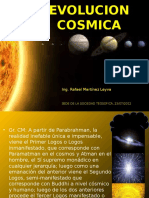 la evolucion cosmica