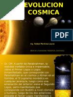 la evolucion cosmica