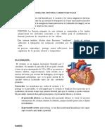 Marco Teorico Cardiovascular