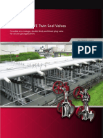 General Valve Twin Seal Brochure