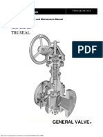 General Tru-Seal Valve Operation & Maintenance Manual