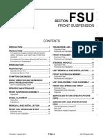Fsu Front Suspension