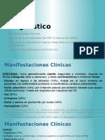 Diagnóstico de TEP
