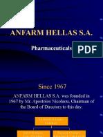 ANFARM Presentation