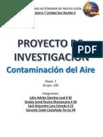 Proyecto Contaminacion del aire Grupo 105.pdf