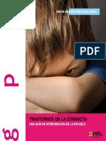 Aragón Trastornos de Conducta Una Guia de Intervencion en La Escuela