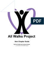 All Walks Project New Chapter Guide
