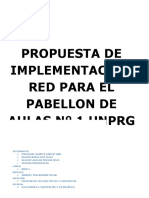 Proyecto Redes I - Pabellon 1