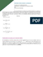 Cap 1, Secc 1.4 Continuidad y Limites Laterales