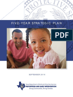 PEI Five Year Strategic Plan