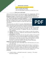 BUSINESS STUDIES IGCSE.docx