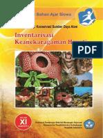 Inventarisasi Keanekaragaman Hayati XI