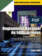 S3 Reglamento Nacional de Edificaciones