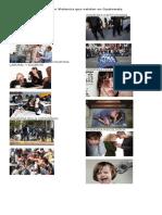 Clases de Violencia que existen en Guatemala.docx