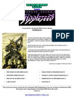 Cyberpunk 2020 - Datafortress 2020 - Appleseed