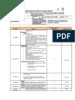 Avance Programatico Programacion Orientada a Objetos 2014
