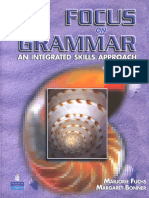 Focus on Grammar 4 Student Book