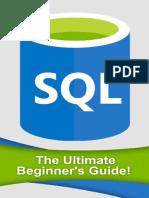 SQL_ the Ultimate Beginner's Gu - Andrew Johansen