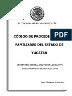 Codigo Procedimiento Familia
