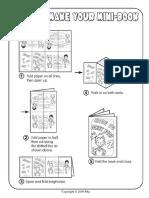 How to create a mini book