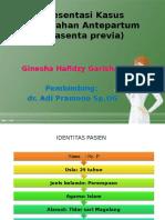 Presentasi Kasus PLASPREV