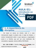 Aula 01 - Direito de Família