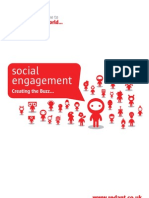 Social Engagement - Creating the Buzz