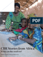 CBR Stories From Africa