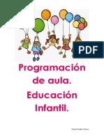 Programación de Aula 0 a 1 Año